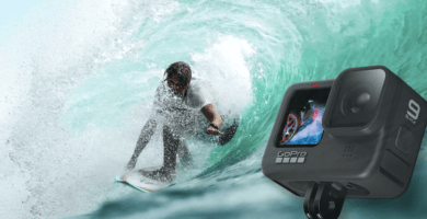 Grábate hasta en la playa, cámara GoPro y más modelos en oferta